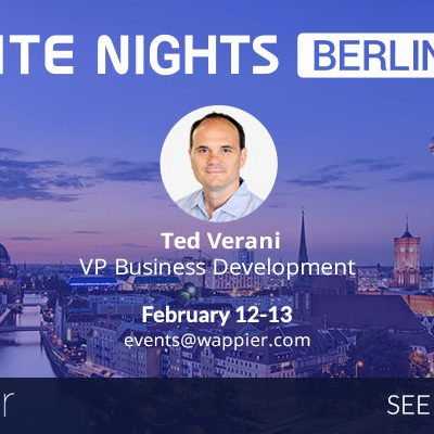 Going to White Nights Berlin 2019!