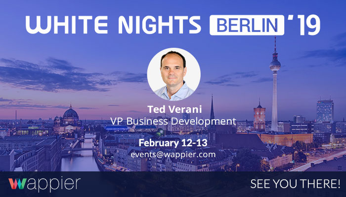 Going to White Nights Berlin 2019!