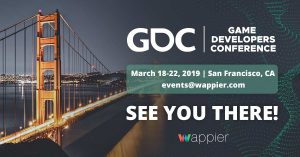 Going to GDC San Francisco 2019