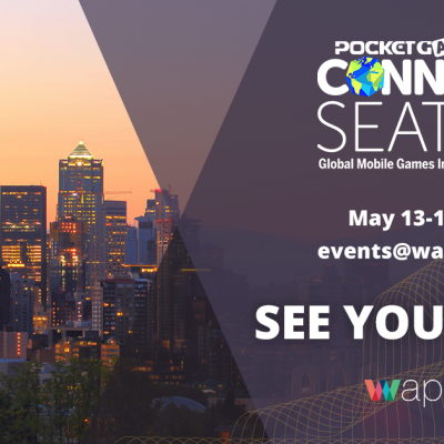 wappier @ Pocket Gamer Connects Seattle 2019 🇺🇸