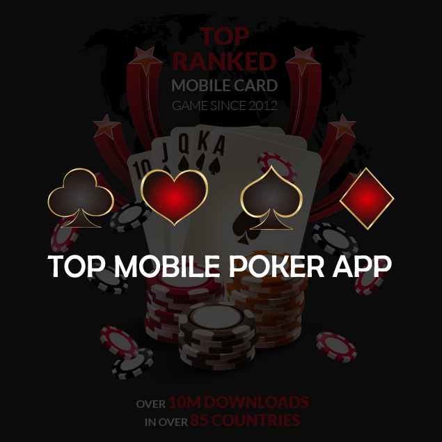 Global Pricing Technology for mobile poker casino app