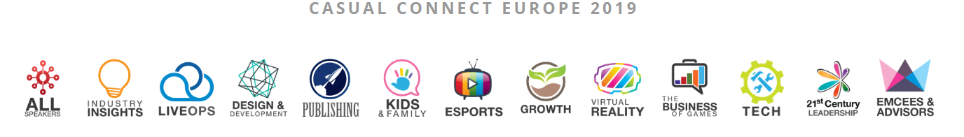 wappier at Casual Connect Europe 2019 - Content Tracks