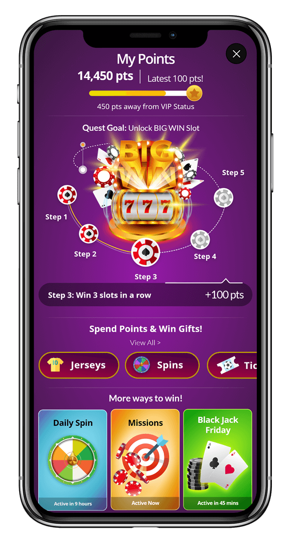 wappier Loyalty Automation for Gambling
