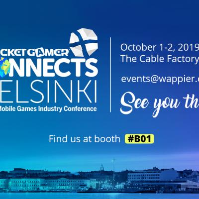 Going to PGC Helsinki 2019
